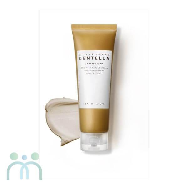 Sữa rửa mặt dưỡng ẩm và làm sạch da Skin1004 Madagascar Centella Ampoule Foam