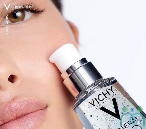 Vichy Mineral 89 là nuôi dưỡng làn da sâu từ bên trong